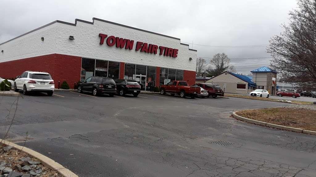 Town Fair Tire - car repair  | Photo 1 of 9 | Address: 255 US-44, Raynham, MA 02767, USA | Phone: (508) 821-2100