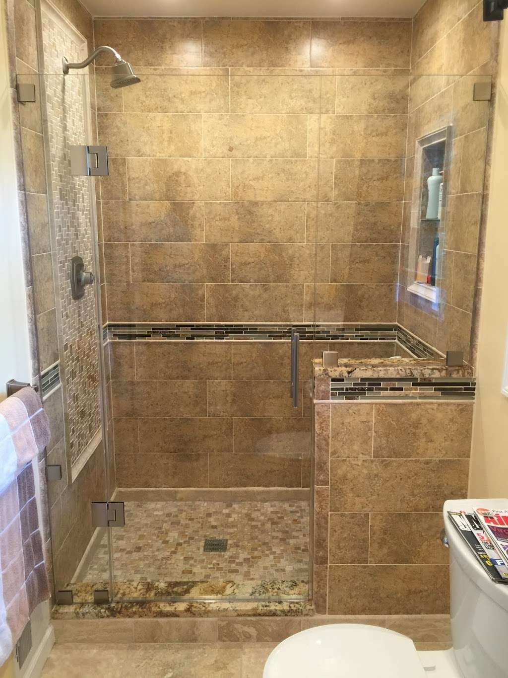 Custom shower door&mirrors - store  | Photo 2 of 10 | Address: 522 Columbia Ave #3, Fort Lee, NJ 07024, USA | Phone: (929) 204-2845