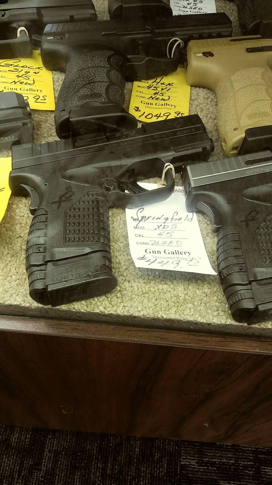 Gun Gallery - store    Photo 6 of 7   Address: 10268 Beach Blvd, Jacksonville, FL 32246, USA   Phone: (904) 641-1619
