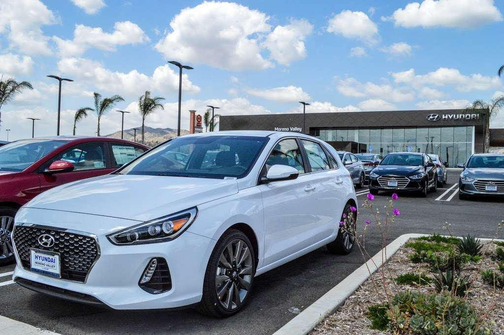 Hyundai Of Moreno Valley - car dealer  | Photo 3 of 10 | Address: 27500 Eucalyptus Ave, Moreno Valley, CA 92555, USA | Phone: (951) 383-3071