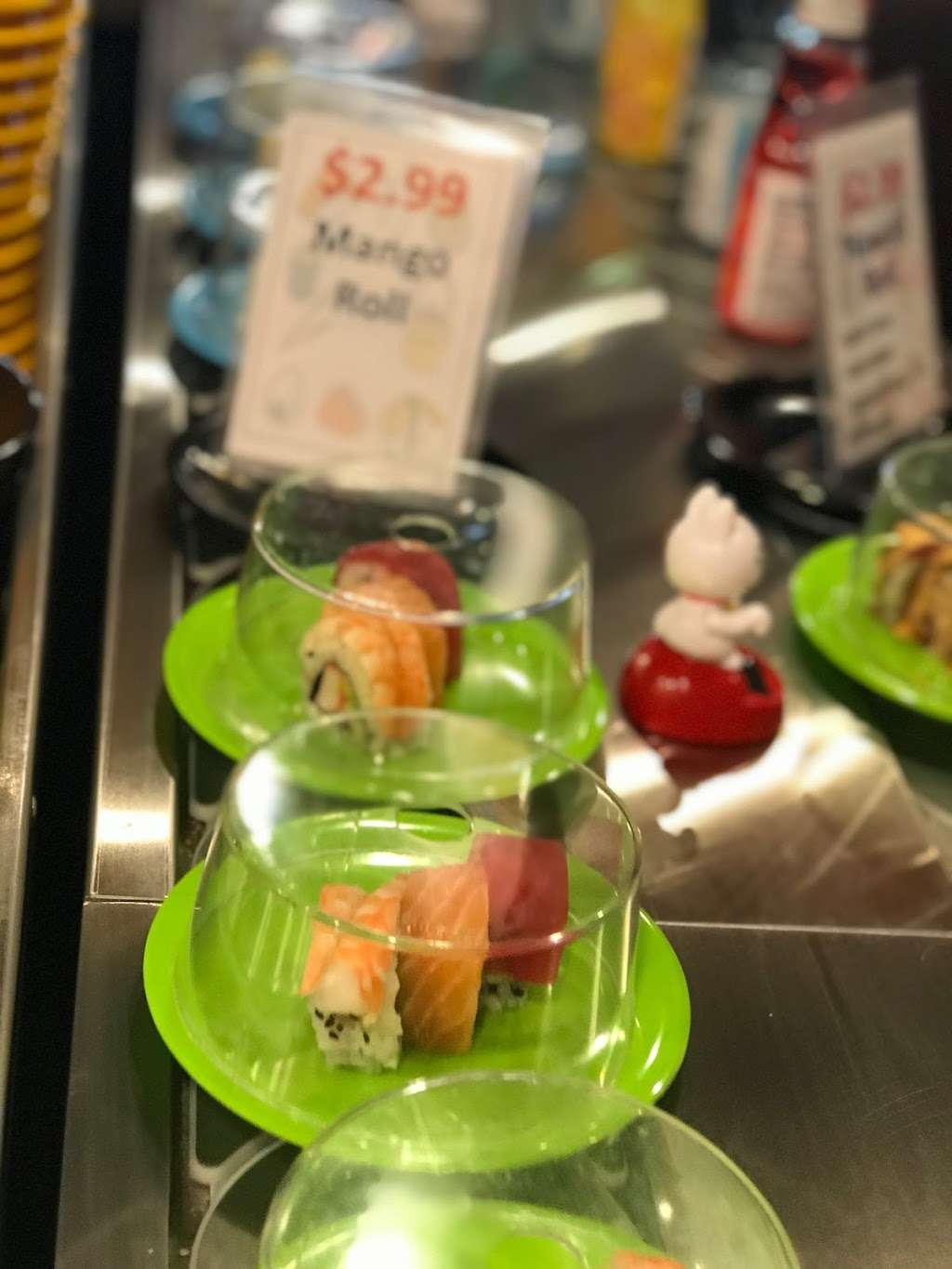 Sushi Station Revolving Sushi Bar 2223 Louisiana St Lawrence Ks 66046 Usa Is a revolving sushi bar restaurant in business at 9 locations in california and is continuing to expand nationwide. sushi station revolving sushi bar 2223