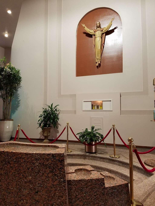 Holy Spirit Catholic Church - church  | Photo 8 of 10 | Address: 8134 Blanco Rd, San Antonio, TX 78216, USA | Phone: (210) 341-1395