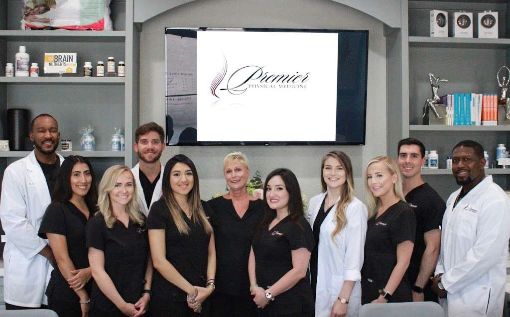 Premier Physical Medicine - health    Photo 6 of 9   Address: 2018 E Broadway St, Pearland, TX 77581, USA   Phone: (281) 400-1819