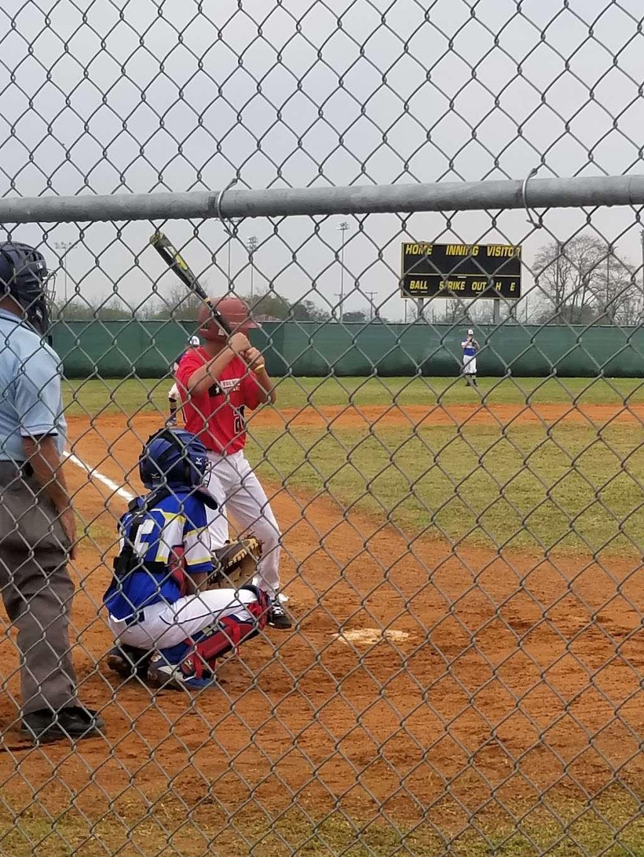 Rawlings Railyard Baseball Complex - park  | Photo 5 of 7 | Address: 3200-3484 Hiawatha St, San Antonio, TX 78210, USA | Phone: (512) 563-9585