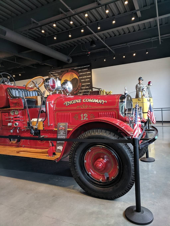The Los Angeles County Fire Museum - museum  | Photo 5 of 9 | Address: 16400 Bellflower Blvd, Bellflower, CA 90706, USA | Phone: (562) 925-0234