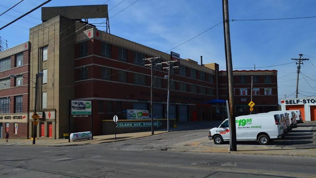 U-Haul Moving & Storage at Clark Ave - moving company  | Photo 1 of 10 | Address: 6000 Clark Ave, Cleveland, OH 44102, USA | Phone: (216) 631-7402