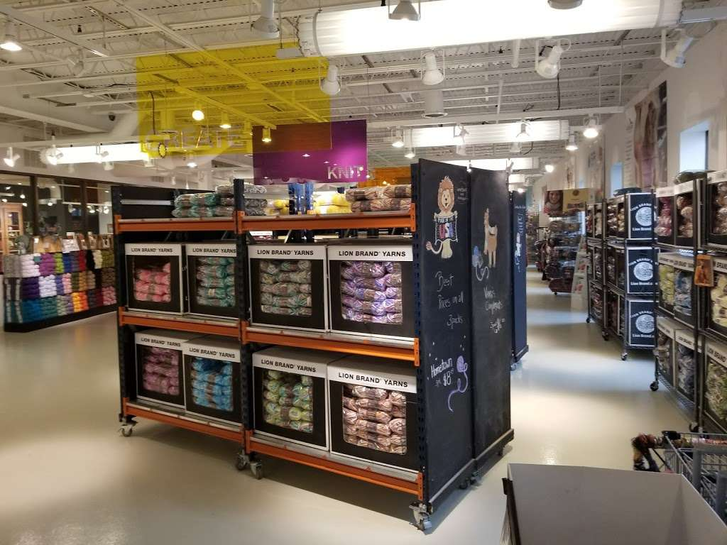 Lion Brand Yarn Outlet - store  | Photo 3 of 10 | Address: 140 Kero Rd, Carlstadt, NJ 07072, USA | Phone: (201) 939-0611