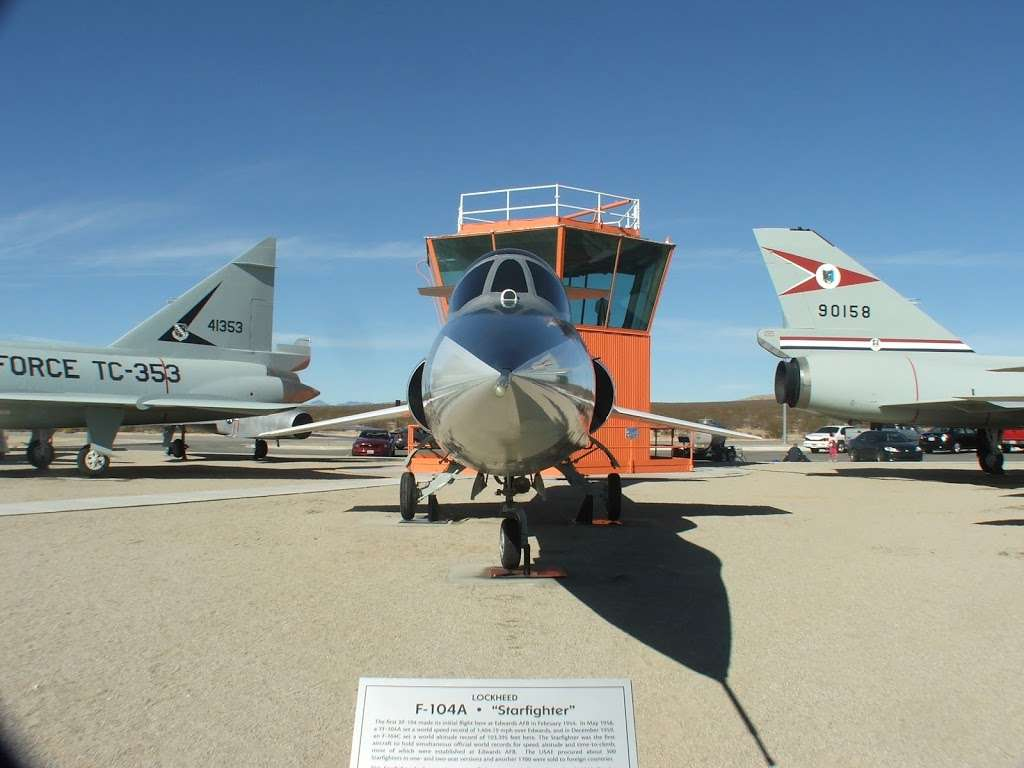 WEST GATE Edwards Air Force Base Visitor Control Center ...