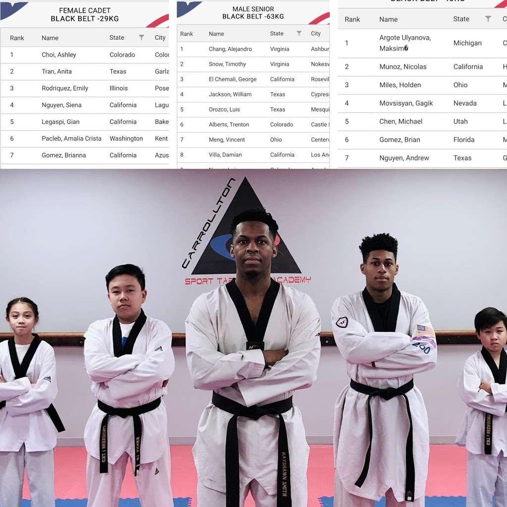 Carrollton Sport Taekwondo Academy - health  | Photo 5 of 5 | Address: 1850 Legends Trail, Carrollton, TX 75006, USA | Phone: (469) 651-1954