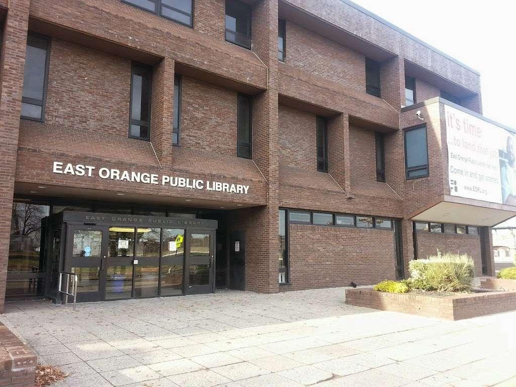 East Orange Public Library - library  | Photo 1 of 5 | Address: 21 S Arlington Ave, East Orange, NJ 07018, USA | Phone: (973) 266-5600