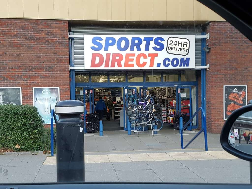 Sports Direct - shoe store    Photo 4 of 10   Address: Great Eastern Mills, King George Ave, Ilford IG2 7SH, UK   Phone: 0344 332 5409