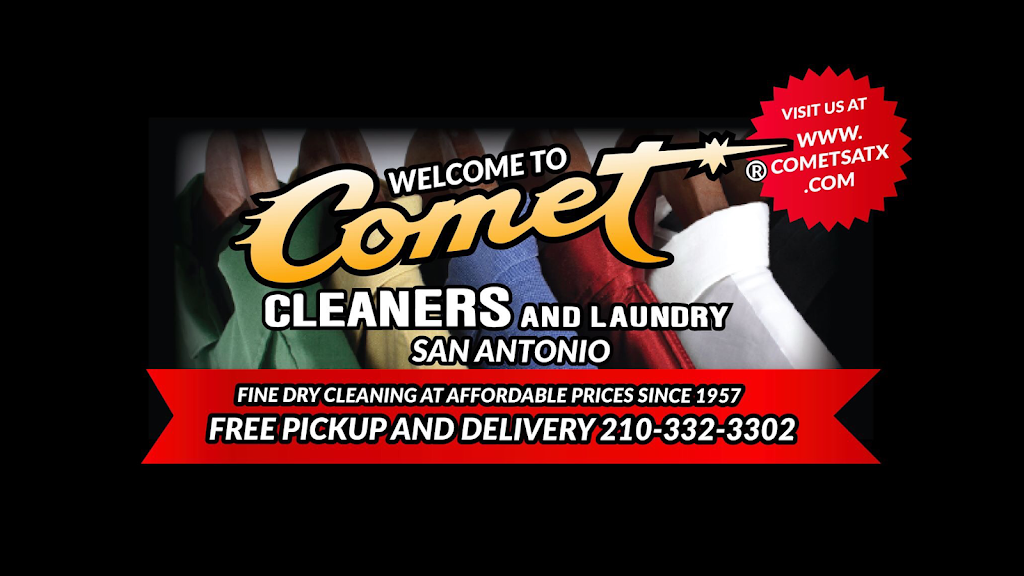 Comet Cleaners And Laundry San Antonio 10670 Culebra Rd