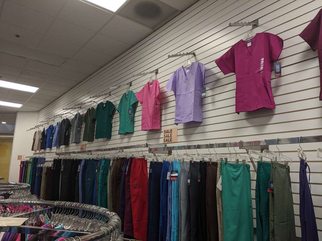 Scrub Shoppe - clothing store  | Photo 7 of 8 | Address: 8226 On the Mall, Buena Park, CA 90620, USA | Phone: (714) 220-3118