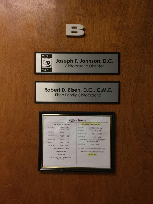Synergy Wellness & Back Pain Associates - health  | Photo 9 of 9 | Address: 299 Forest Ave suite b, Paramus, NJ 07652, USA | Phone: (201) 446-1905