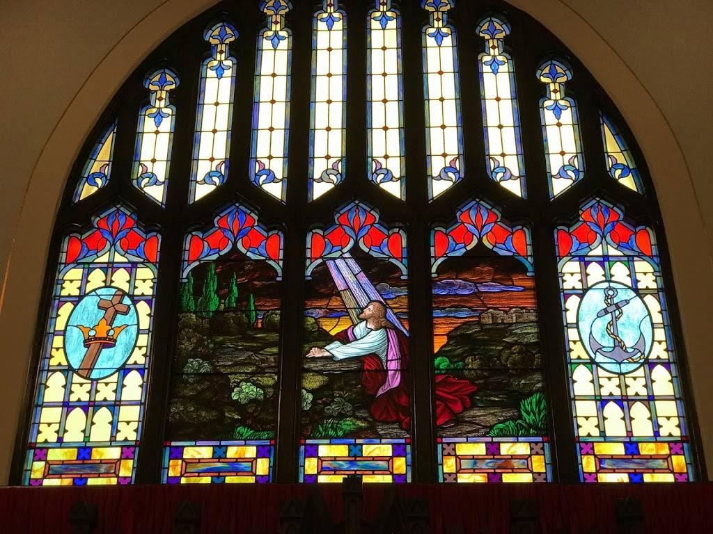 First St. John Lutheran Church - church  | Photo 3 of 10 | Address: 2471 Seaman Rd, Toledo, OH 43605, USA | Phone: (419) 691-7222