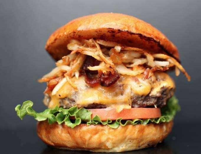 Burger Monster - restaurant  | Photo 2 of 10 | Address: 1500 E Cerritos Ave, Anaheim, CA 92805, USA | Phone: (714) 886-9627