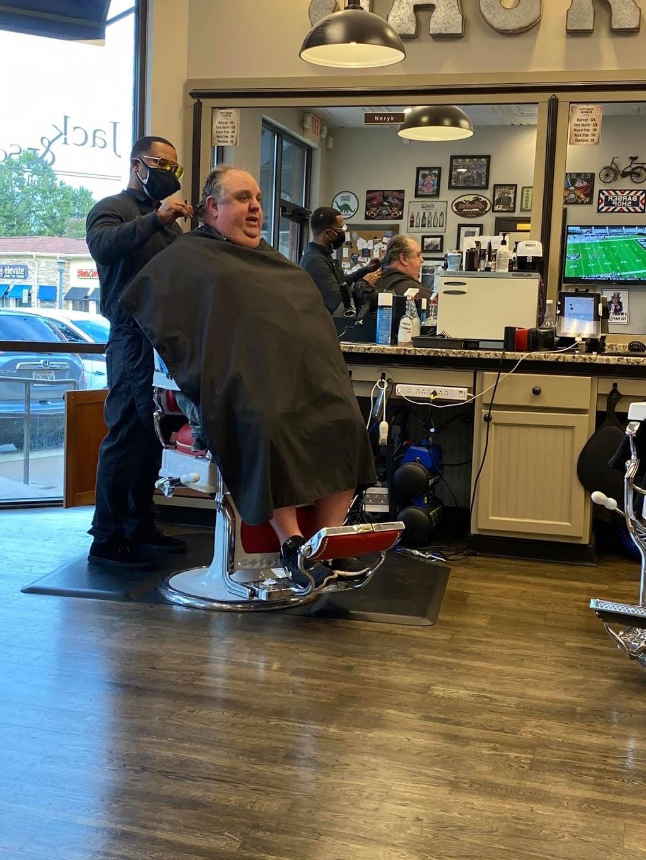 Jack and Sons Barber Shop Johns Creek - hair care  | Photo 6 of 8 | Address: 3719 Old Alabama Rd, Alpharetta, GA 30022, USA | Phone: (470) 294-3777