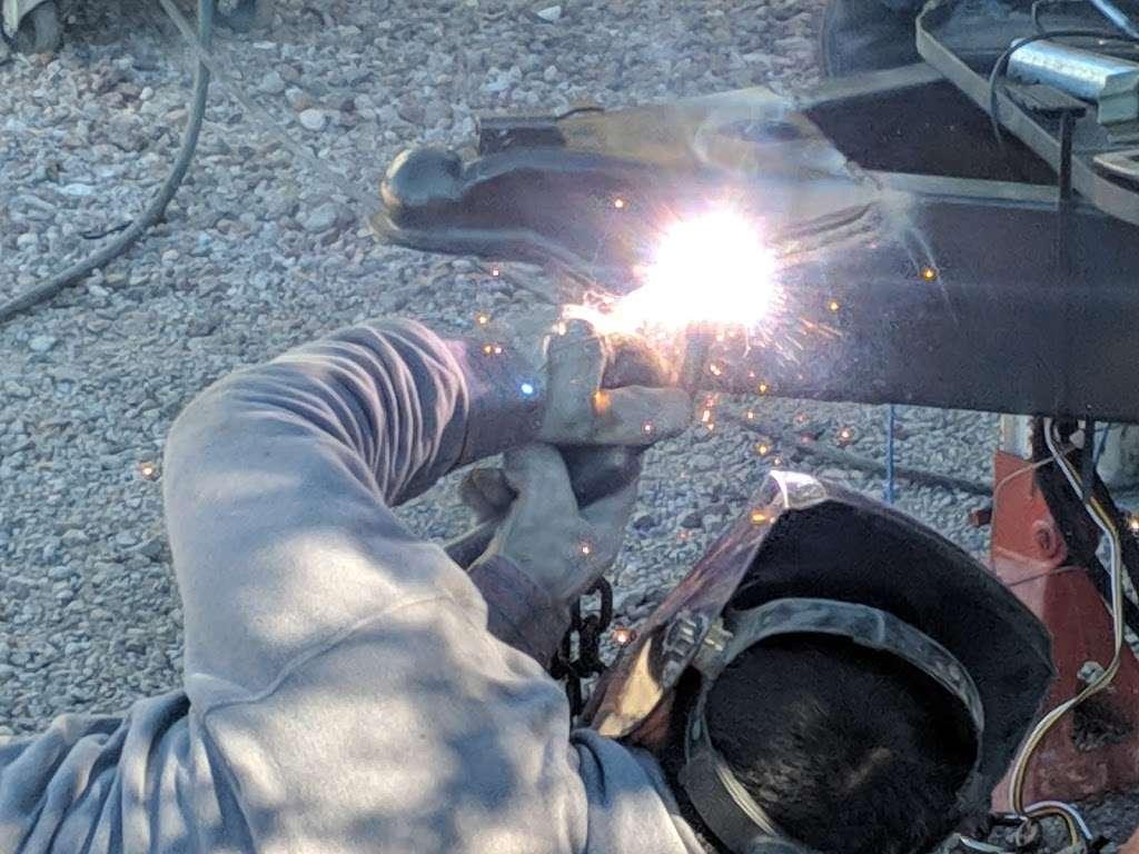 NG RV & Trailer Repair - car repair  | Photo 3 of 10 | Address: 3796 W Edward Ave, Las Vegas, NV 89108, USA | Phone: (702) 913-0070