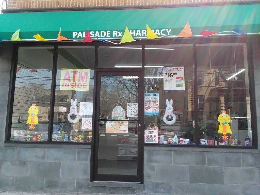Palisade Rx Pharmacy - pharmacy  | Photo 1 of 14 | Address: 296 Palisade Ave, Jersey City, NJ 07307, USA | Phone: (201) 292-1517