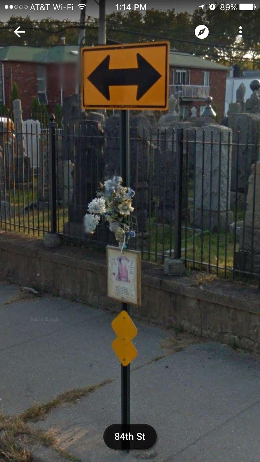 Acacia Cemetery - cemetery  | Photo 2 of 2 | Address: 8384 Liberty Ave, Ozone Park, NY 11417, USA | Phone: (718) 845-9240