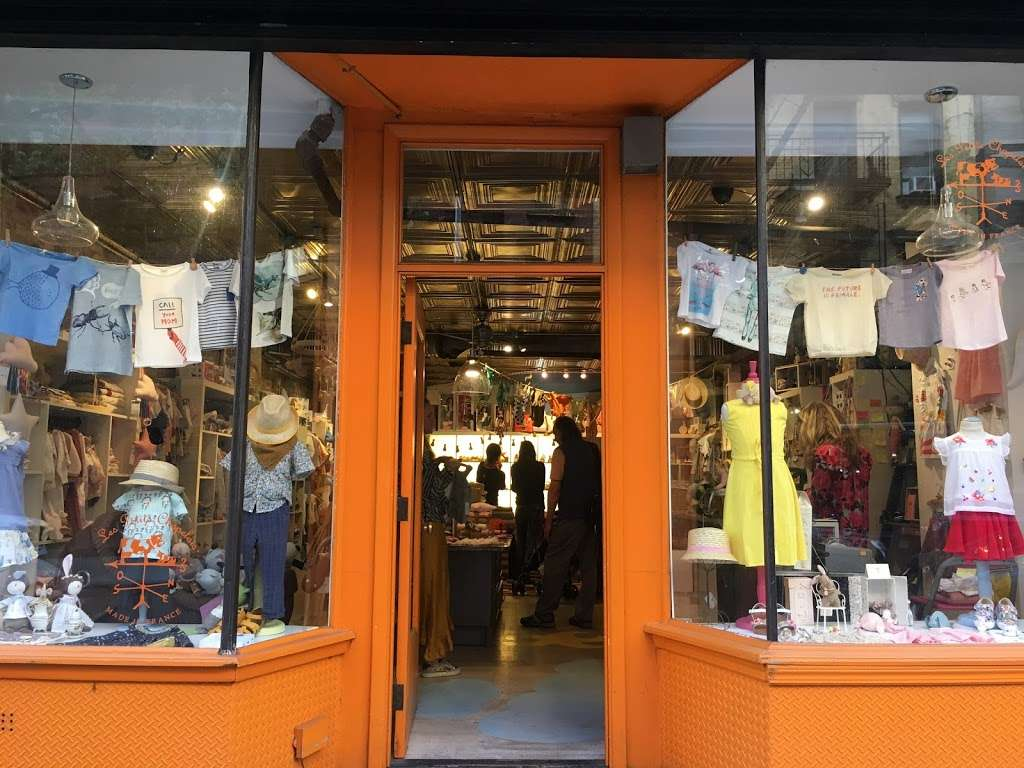 Les Petits Chapelais - clothing store  | Photo 2 of 10 | Address: 146 Sullivan St, New York, NY 10012, USA | Phone: (212) 625-1023