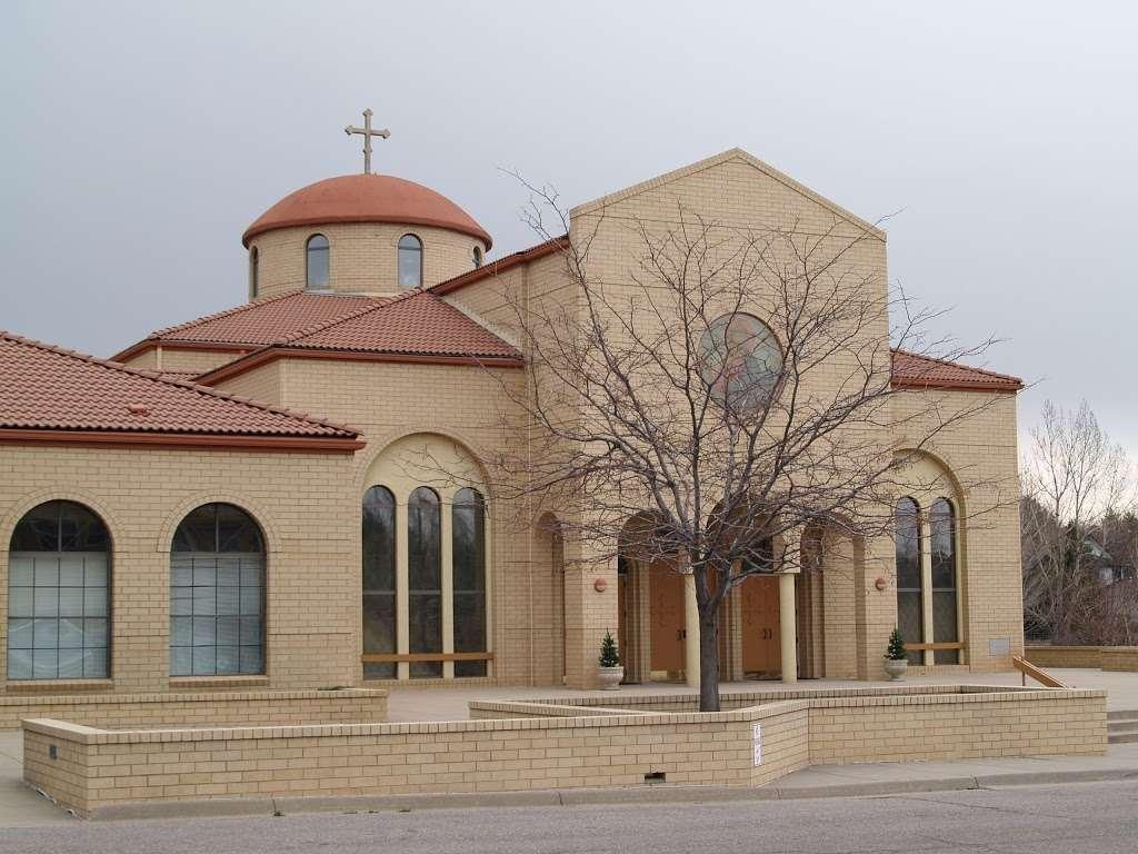 Saint Catherine Greek Orthodox Church - church  | Photo 1 of 9 | Address: 5555 S Yosemite St, Greenwood Village, CO 80111, USA | Phone: (303) 773-3411