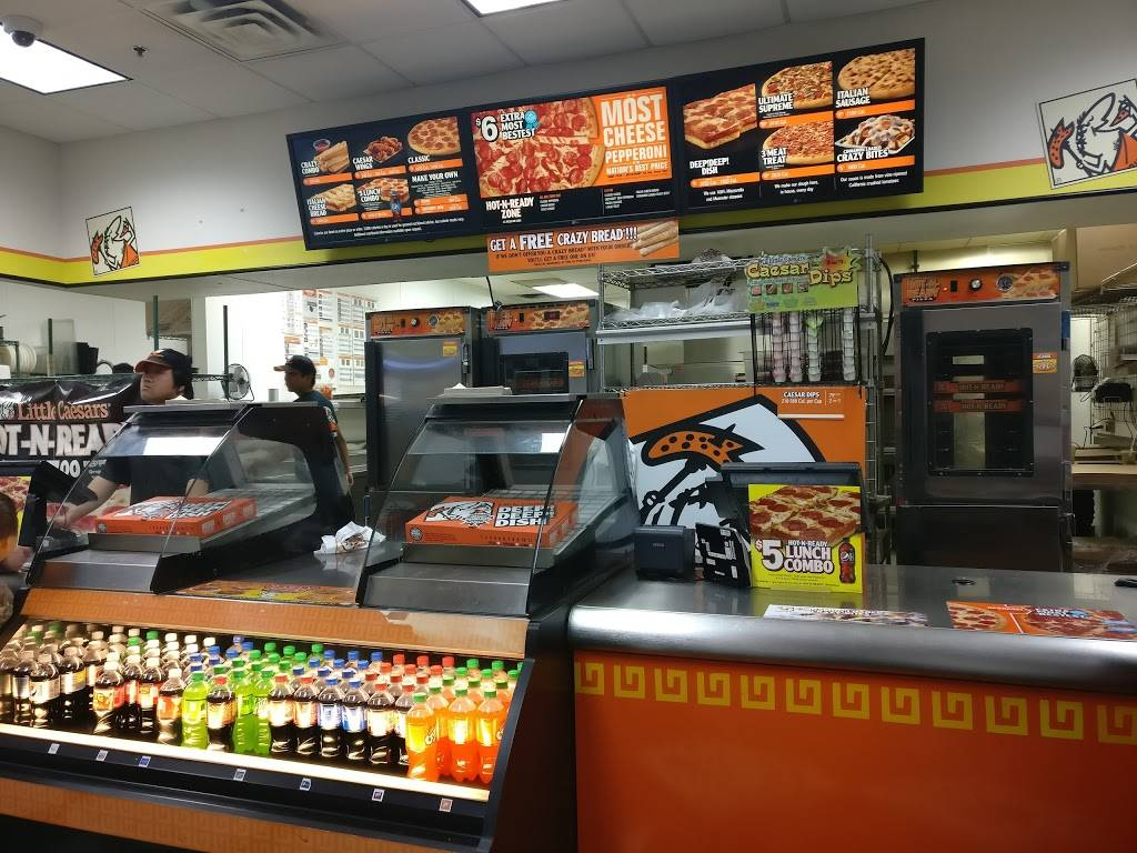 Little Caesars Pizza - meal takeaway    Photo 1 of 10   Address: 1688 White Bear Ave, Maplewood, MN 55109, USA   Phone: (651) 748-8811