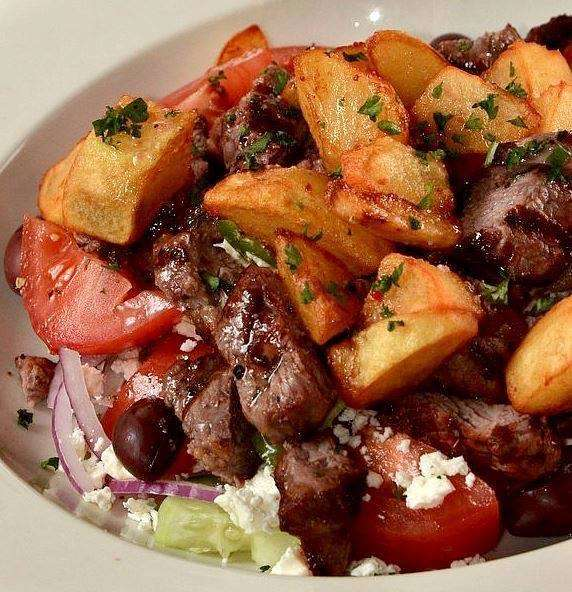 Sparta Taverna - restaurant    Photo 5 of 10   Address: 202 Hackensack St, Wood-Ridge, NJ 07075, USA   Phone: (201) 728-8484