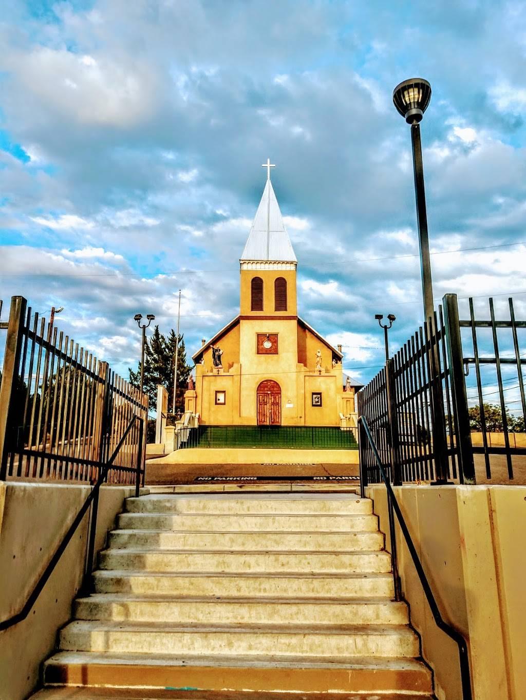 San Ignacio Catholic Church - church  | Photo 8 of 8 | Address: 1300 Walter St NE, Albuquerque, NM 87102, USA | Phone: (505) 243-4287
