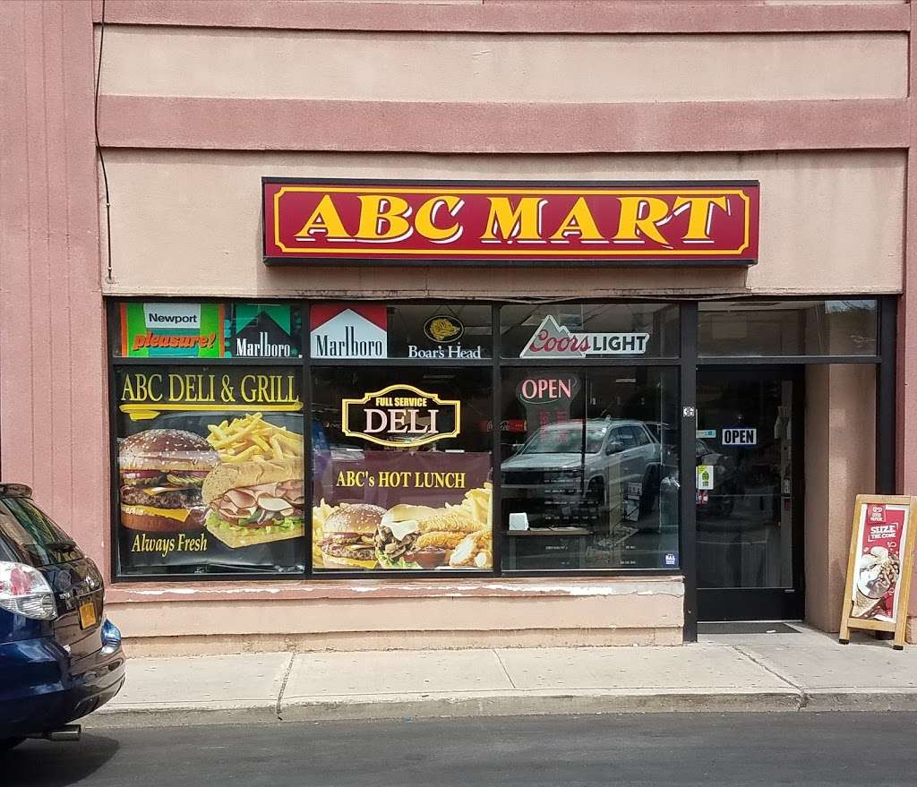 ABC DELI & GRILL - store    Photo 2 of 10   Address: 36 James St, Middletown, NY 10940, USA   Phone: (845) 239-4241