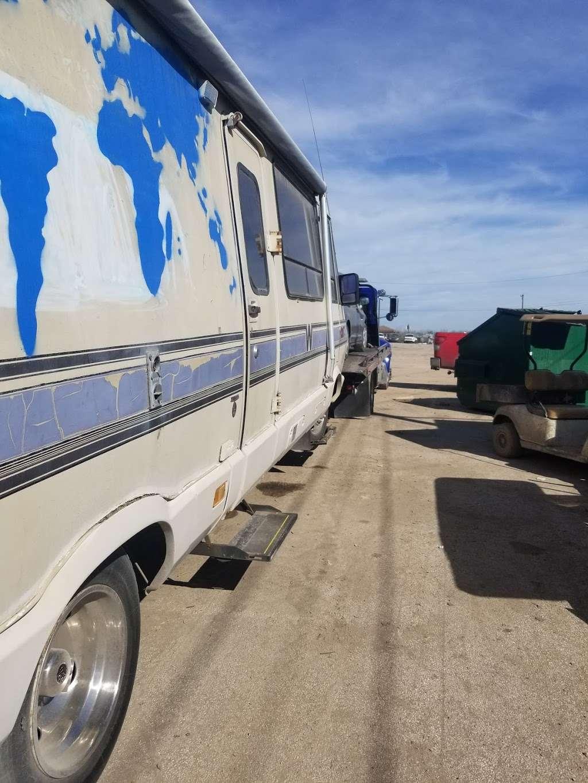City of San Antonio Vehicle Impound Facility - storage  | Photo 7 of 10 | Address: 3625 Growdon Rd, San Antonio, TX 78227, USA | Phone: (210) 881-8440