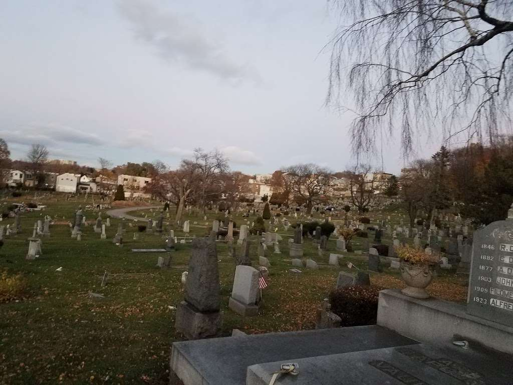 Weehawken Cemetery - cemetery  | Photo 4 of 5 | Address: 2508, 4000 Bergen Turnpike, North Bergen, NJ 07047, USA | Phone: (201) 867-0151