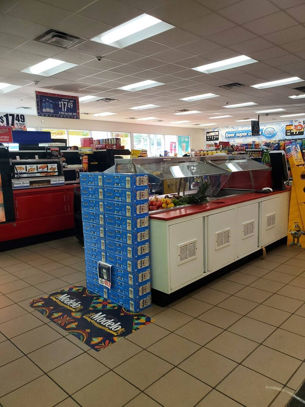 Stripes - convenience store    Photo 2 of 8   Address: 800 Voss Ave, Odem, TX 78370, USA   Phone: (361) 368-2387