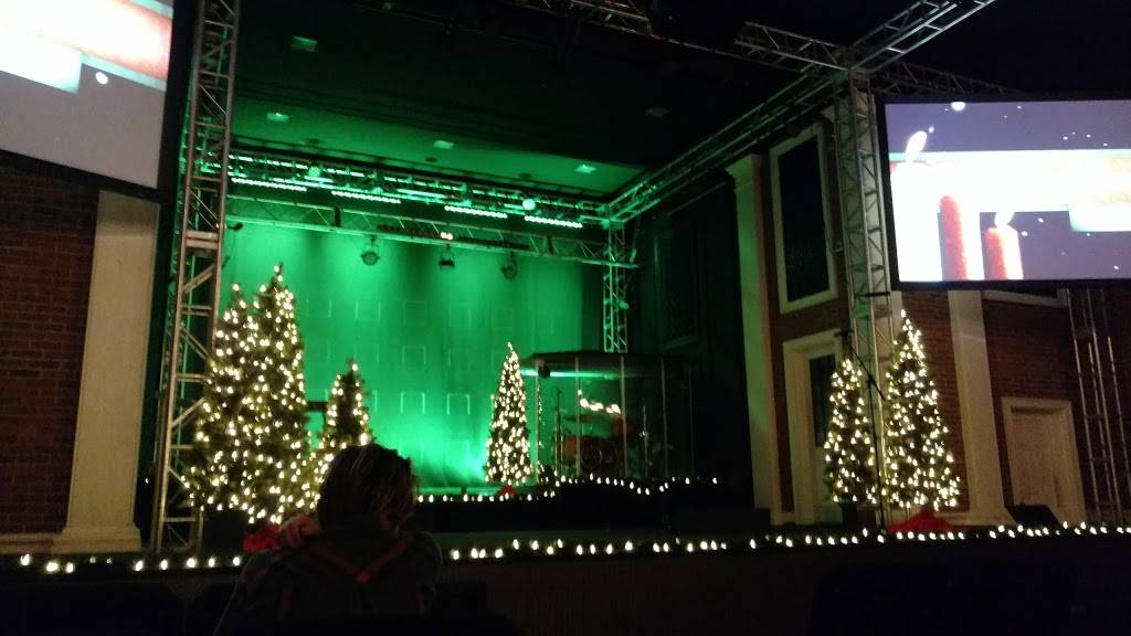 Daystar Church - church  | Photo 7 of 10 | Address: 1806 Merritt Dr, Greensboro, NC 27407, USA | Phone: (336) 790-2202