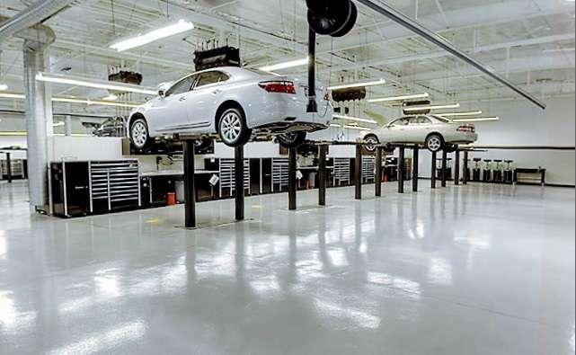 South Bay Lexus - car repair  | Photo 5 of 10 | Address: 3215 Pacific Coast Hwy, Torrance, CA 90505, USA | Phone: (310) 325-9999