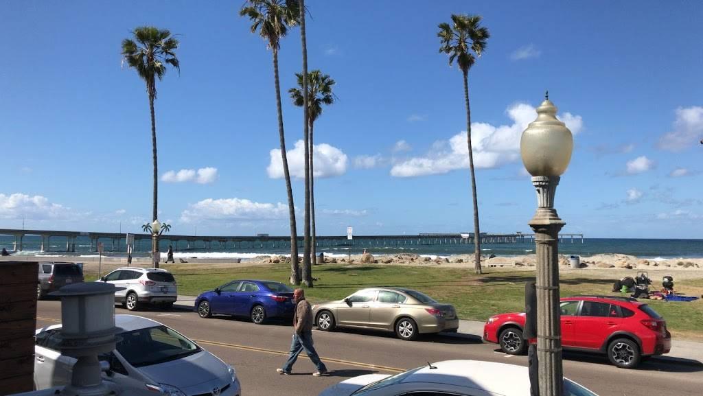Wonderland Ocean Pub - restaurant  | Photo 7 of 7 | Address: 5083 Santa Monica Ave, San Diego, CA 92107, USA | Phone: (619) 255-3358