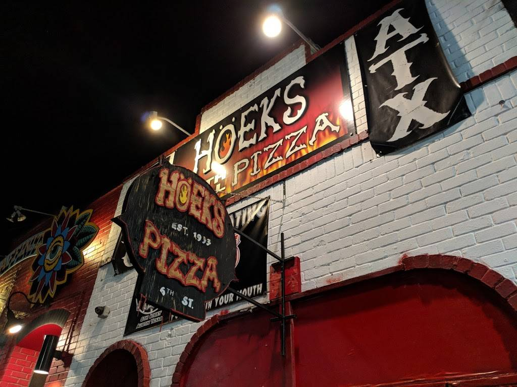 Hoeks Death Metal Pizza Austin - restaurant  | Photo 1 of 9 | Address: 3808 S Congress Ave, Austin, TX 78704, USA | Phone: (512) 621-6938