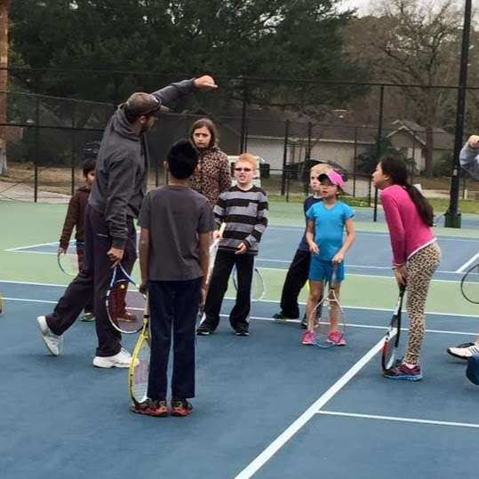 South Houston Tennis Academy - health  | Photo 1 of 10 | Address: 411 Tallowood Dr, El Lago, TX 77586, USA | Phone: (832) 741-6438
