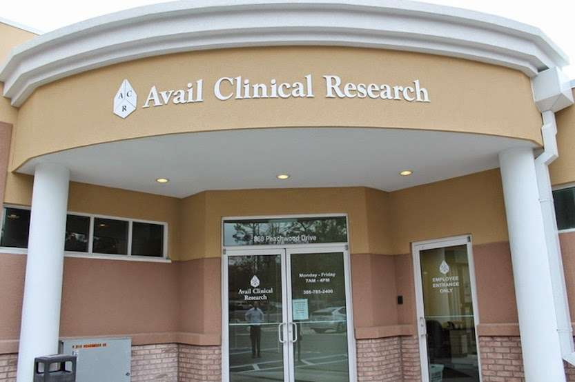 Avail Clinical Research - health  | Photo 6 of 9 | Address: 860 Peachwood Dr, DeLand, FL 32720, USA | Phone: (386) 785-2400