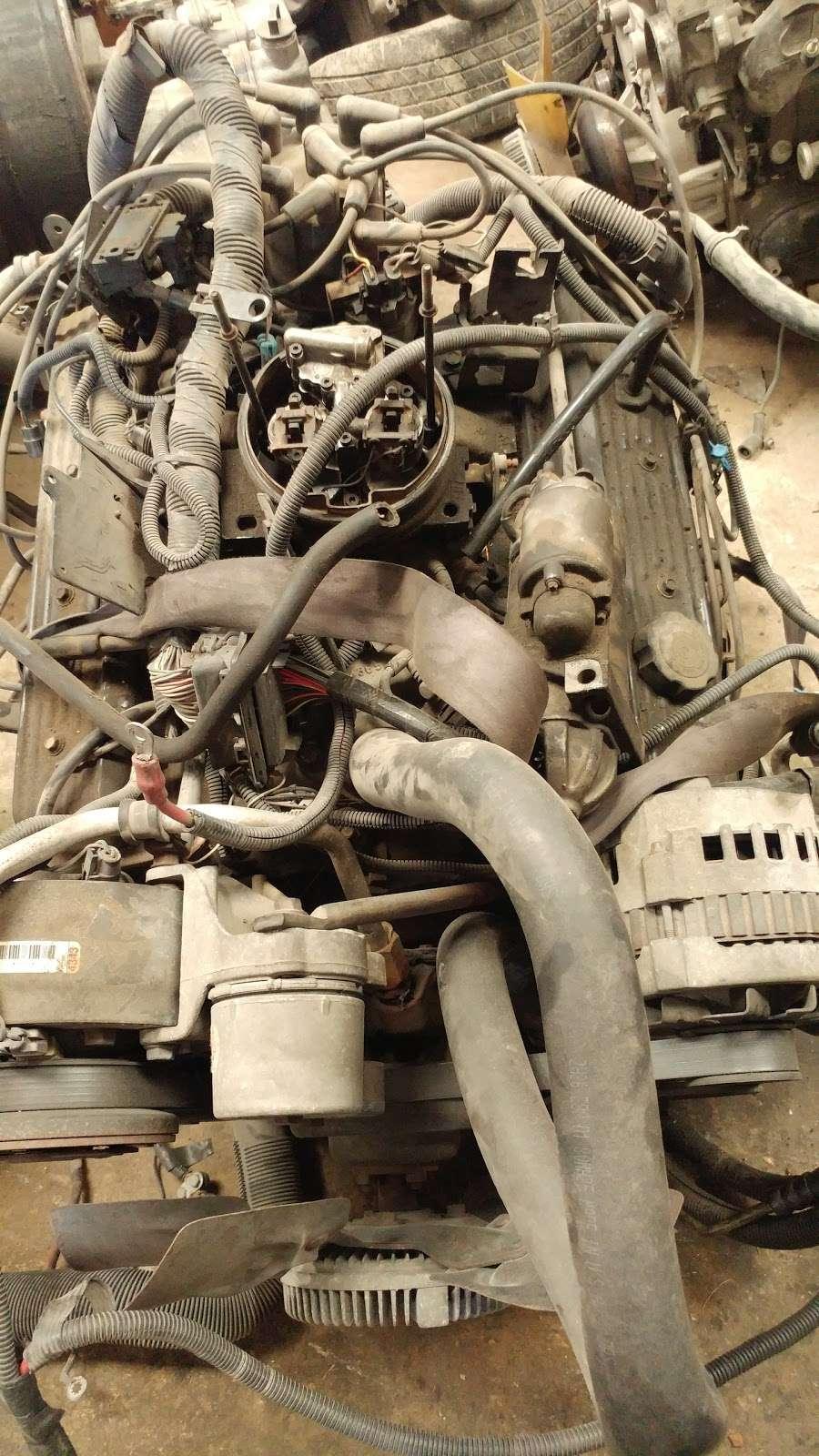 J&B Used Auto Parts - car repair  | Photo 7 of 10 | Address: 6401 E Mt Houston Rd, Houston, TX 77050, USA | Phone: (281) 590-9211