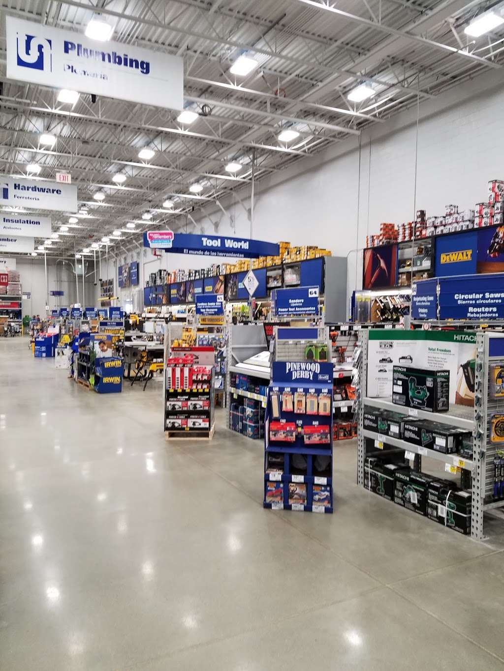 Lowes Home Improvement - hardware store  | Photo 4 of 9 | Address: 1751 E Monte Vista Ave, Vacaville, CA 95688, USA | Phone: (707) 455-4400