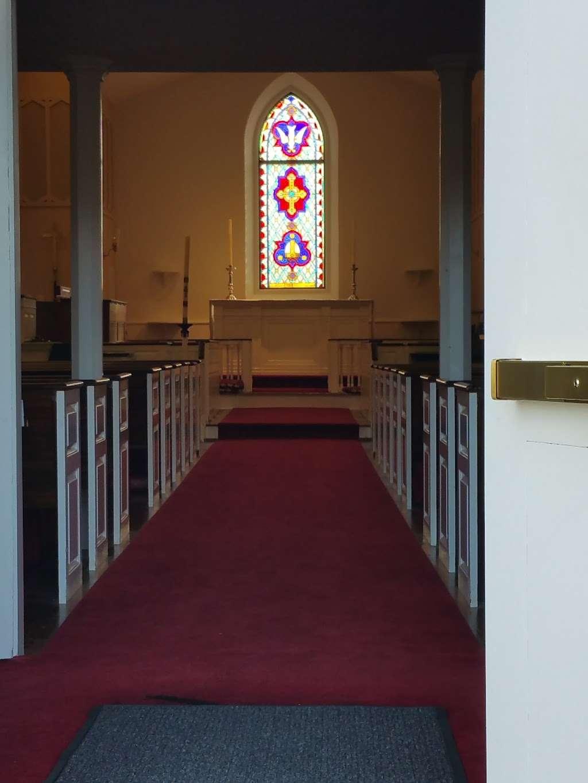St Johns Episcopal Church - church  | Photo 3 of 3 | Address: 576 Concord Rd, Glen Mills, PA 19342, USA | Phone: (610) 459-2994