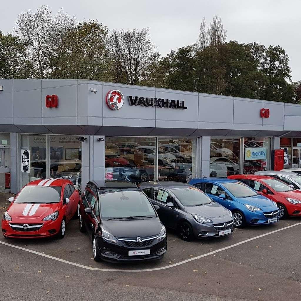 GO Vauxhall Sevenoaks - car dealer  | Photo 3 of 10 | Address: Mill Rd, Dunton Green, Sevenoaks TN13 2UZ, UK | Phone: 01732 449947