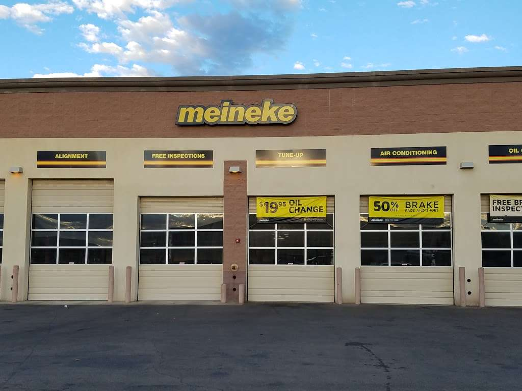 Meineke Car Care Center - car repair  | Photo 8 of 10 | Address: 3840 NV-160, Las Vegas, NV 89139, USA | Phone: (702) 706-0679