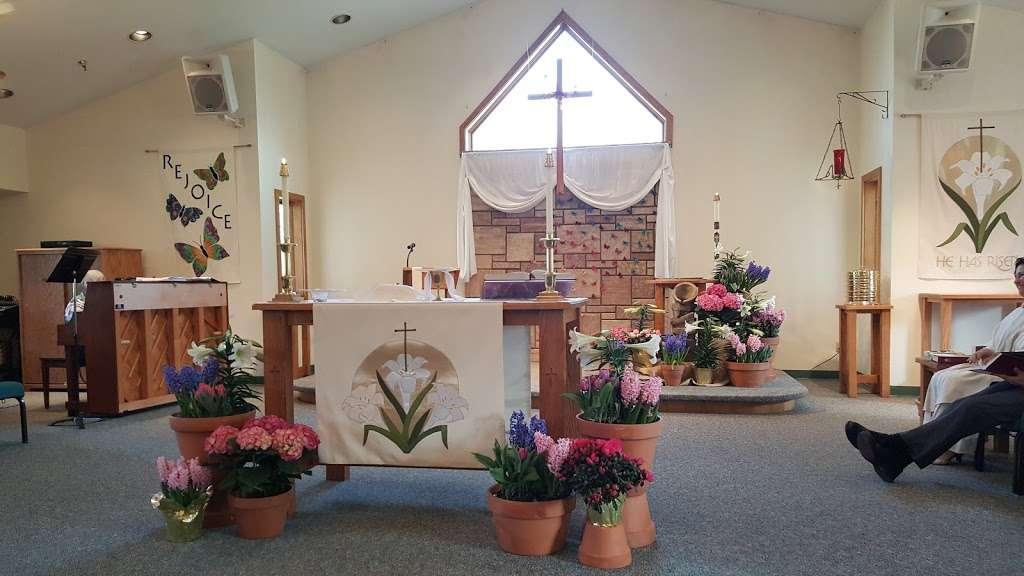 Resurrection Lutheran Church - church  | Photo 1 of 10 | Address: 12400 W Cold Spring Rd, New Berlin, WI 53151, USA | Phone: (262) 786-8880