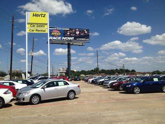 Hertz Car Sales Houston 16825 Katy Fwy Houston Tx 77094 Usa