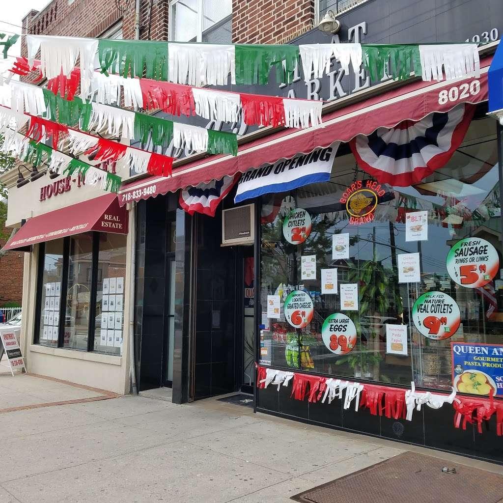 Bovas Meat Market - store  | Photo 3 of 6 | Address: 8020 13th Ave, Brooklyn, NY 11228, USA | Phone: (718) 833-9480