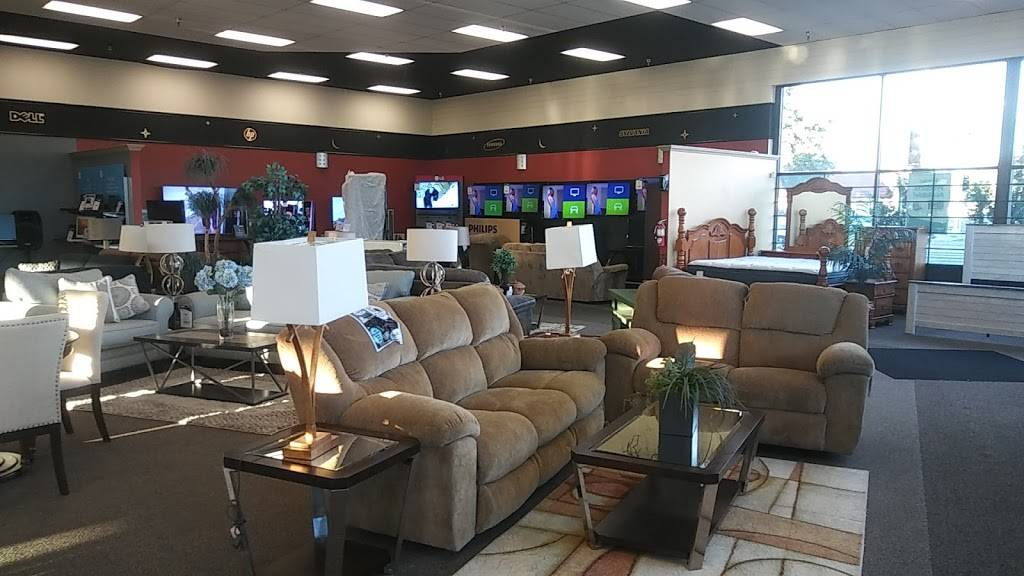 Aarons - furniture store  | Photo 2 of 8 | Address: 4101 Central Ave NW Ste M, Albuquerque, NM 87105, USA | Phone: (505) 833-0777