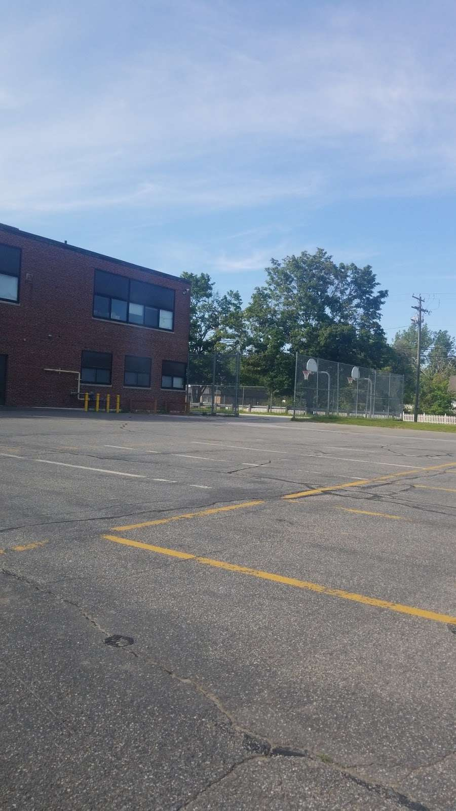 James Mastricola Upper Elementary School - school    Photo 2 of 2   Address: 26 Baboosic Lake Rd, Merrimack, NH 03054, USA   Phone: (603) 424-6221