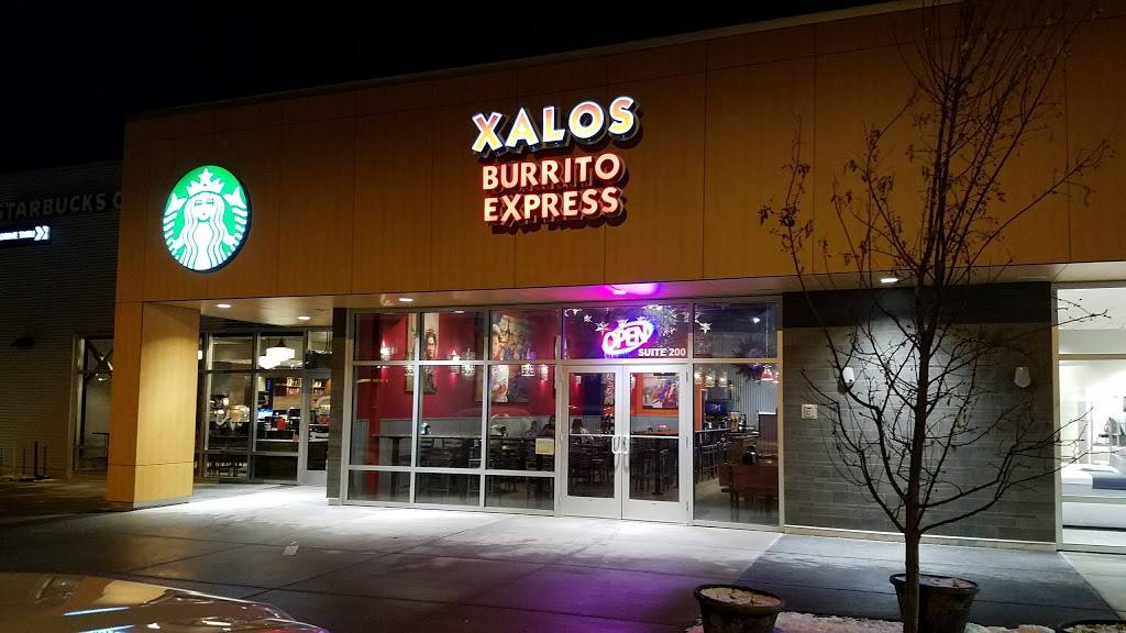 Xalos Burrito Express - restaurant  | Photo 1 of 10 | Address: 320 W 100th Ave Suite 200, Anchorage, AK 99515, USA | Phone: (907) 782-9994